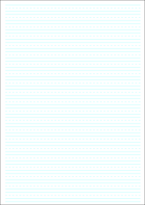21-Line Small: BLANK