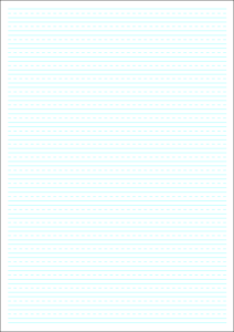 24-Line Small: BLANK