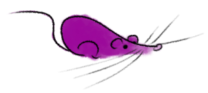 Purple Mouse